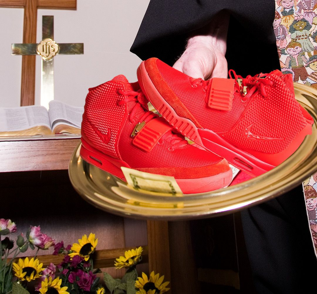 WWJD: The Ethical Conundrum of Mega-Church Preachers in Super-Expensive Sneakers
