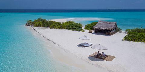 Beach, Tropics, Caribbean, Vacation, Coastal and oceanic landforms, Shore, Sea, Cay, Resort, Island,