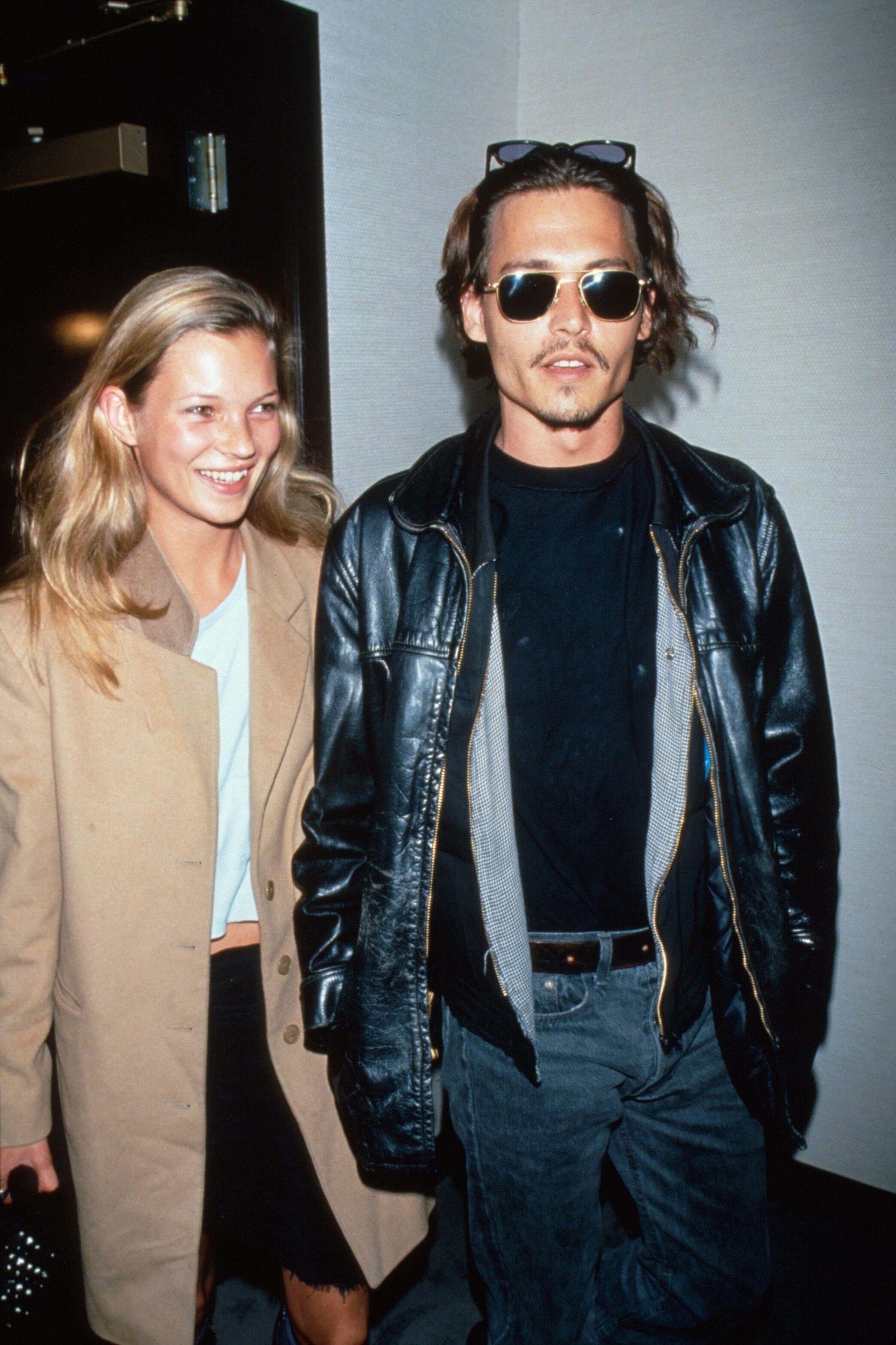 90s Fashion Eyewear Trends Kurt Cobain, Johnny Depp, Drew