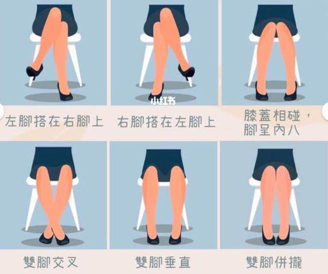 日本超準心理測驗:從坐姿就能看你的內在個性和戀愛態度