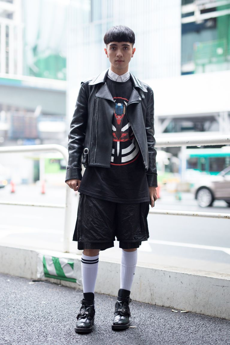 Japanese Street Style - The Best Street Style Looks from ...