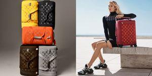 Horizon Soft系列, LV, Louis Vuitton, Marc Newson, 行李箱, 路易威登