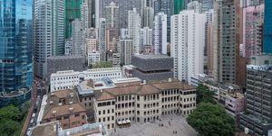 Tai Kwun Hong Kong Herzog & de Meuron © Iwan Baan