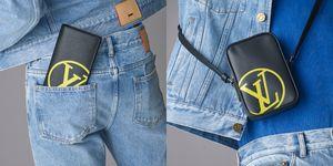 LV, LV Epi Initials系列, LV皮具, Louis Vuitton, Patchwork Graphite系列, 包, 奢侈品, 路易威登