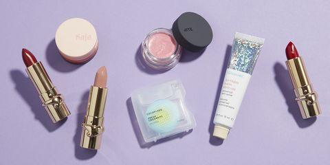 Product, Beauty, Cosmetics, Eye shadow, Eye, Eye liner, Material property, Lipstick, Glitter, Fashion accessory,