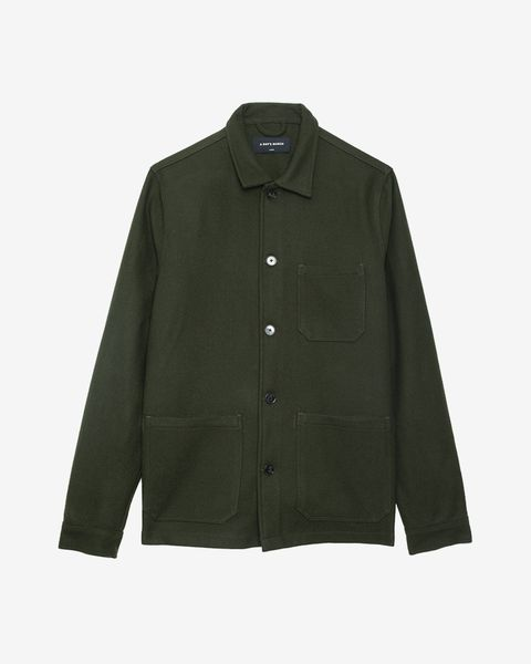 Clothing, Outerwear, Sleeve, Jacket, Collar, Button, Pocket, Top, Blazer, Coat,