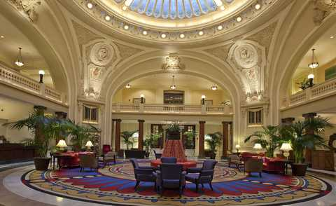 The Most Famous Hotel in Every State - Alabama, The Battle House Renaissance