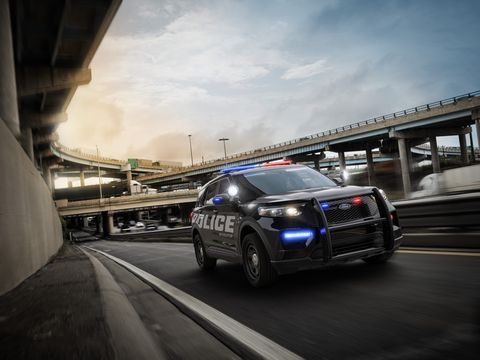 99f7d69ae38993 2020 Ford Explorer Preview – Police Interceptor Utility Fully Revealed