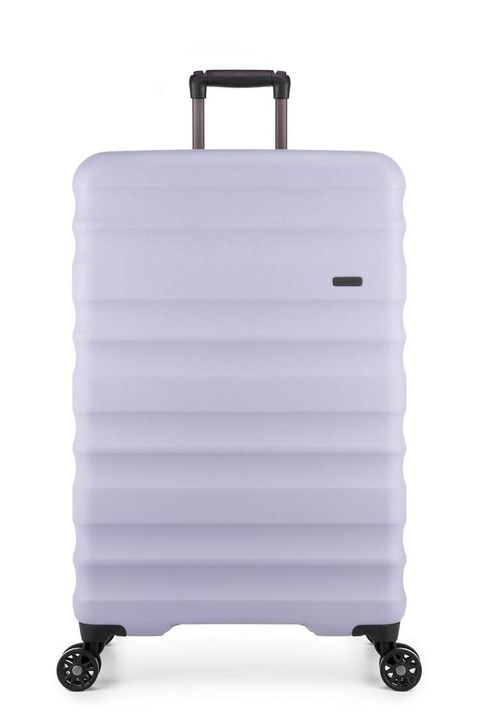 antler lilac suitcase luggage
