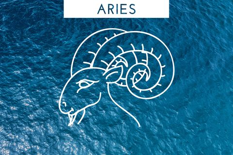 Aries horoscope zodiac symbol