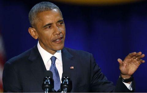 バラク・オバマ 元大統領 米国