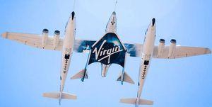 ヴァージン・ギャラクティック 宇宙への飛行テスト