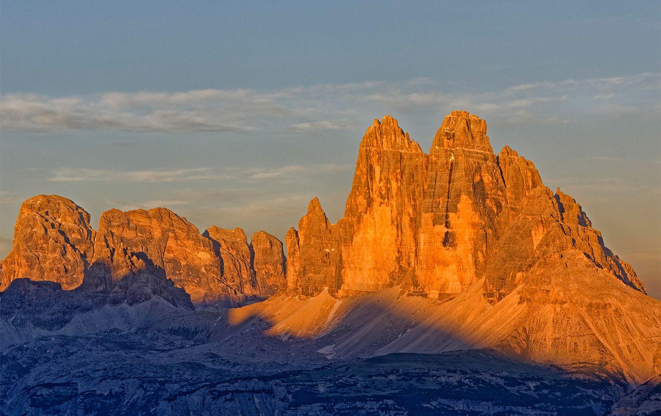 alpes dolomitas italia