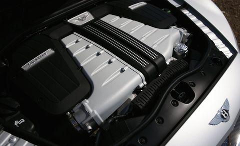 Vehicle, Car, Engine, Auto part, Bentley,