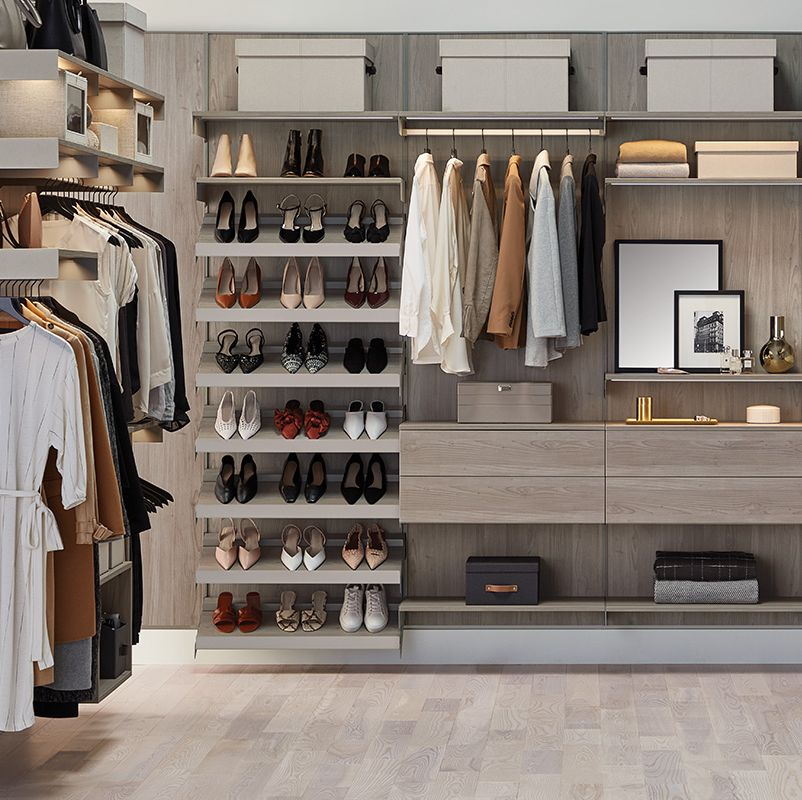 The Container Store's Launching A Whole New Way to Snag a Custom Closet
