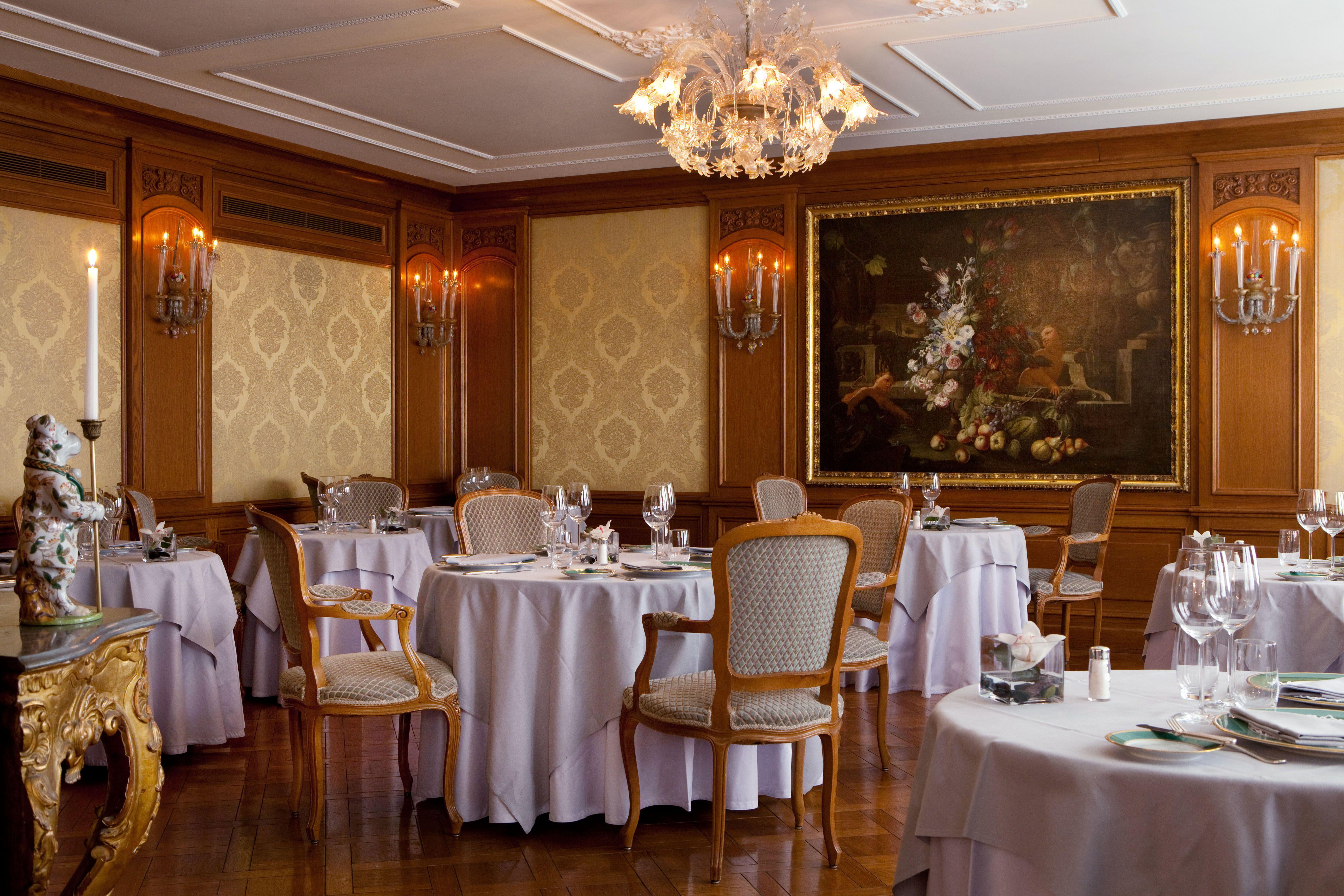 Al Baglioni Hotel Luna si cela l'angolo più gourmand di tutta Venezia