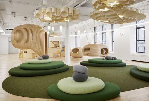 L'immaginazione al potere in una scuola progettata da BIG dove l'interazione e il gioco sono incoraggiati dal design