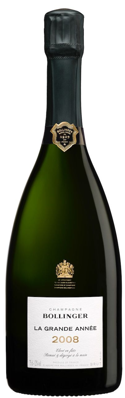 I migliori champagne del 2008, l'annata del secolo