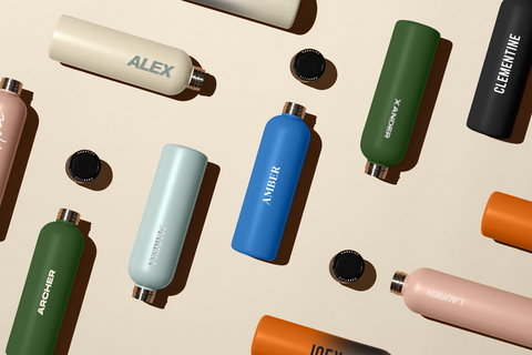 casetify推出不鏽鋼保溫瓶