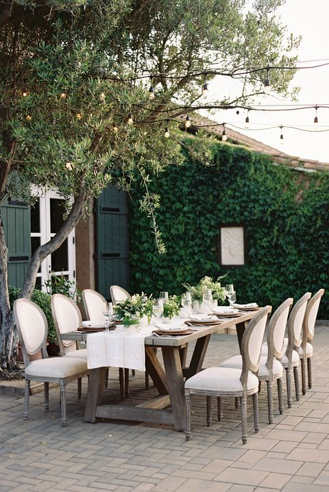 Summer Tablescape Ideas For Outdoor Party Elegant