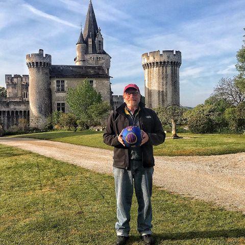 Sky, Castle, Tourism, Château, Tree, Grass, Cloud, Estate, Building, House,