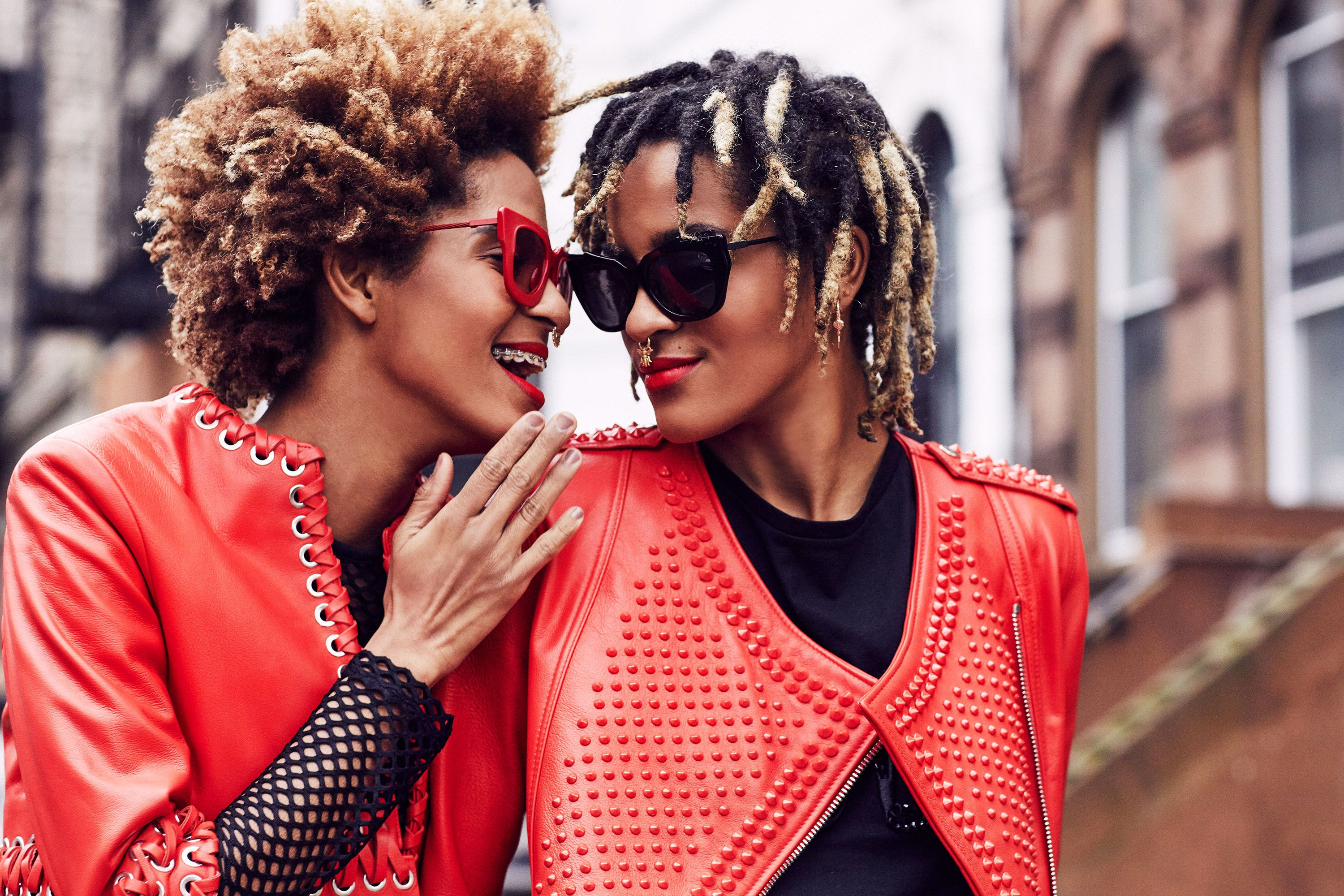 f6c88c100a1 Coco and Breezy Makeup Routine - A Day in the Life of Eyewear Designers Coco  and Breezy