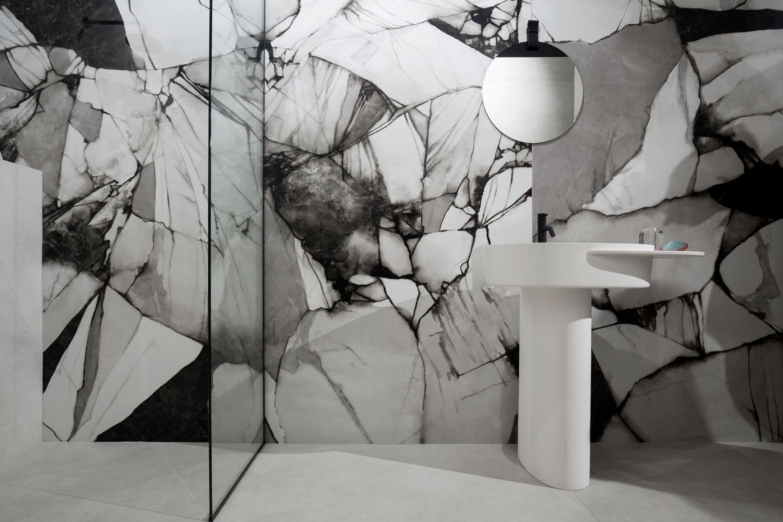 Scala In Marmo Nero il meglio del gres porcellanato effetto marmo visto a