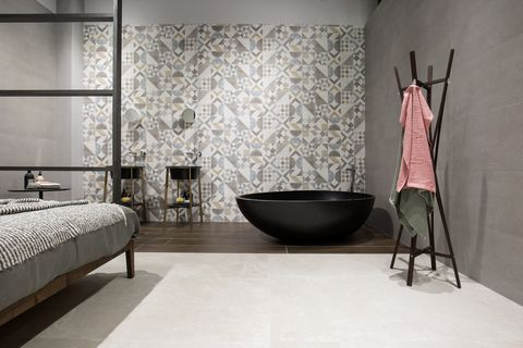 Villeroy Boch Piastrelle.Vintage Ceramics Make A Big Comeback In The Bathroom For 2019