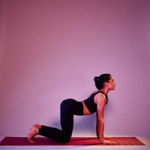 how to do a yoga backbend  avoid pain and injury