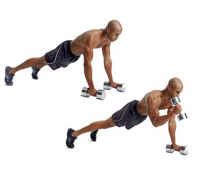 Weights, Press up, Arm, Exercise equipment, Fitness professional, Dumbbell, Chest, Physical fitness, Muscle, Joint,
