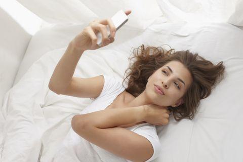 Hair, Skin, Beauty, Sleep, Nose, Arm, Ear, Leg, Bed, Brown hair,