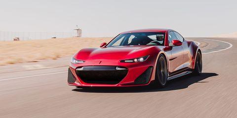 Land vehicle, Vehicle, Car, Automotive design, Supercar, Sports car, Performance car, Wheel, Landscape, Race car,