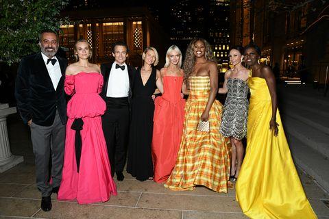 new york city ballet gala