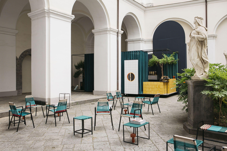 Edit Napoli Between Saints, Patrons, and Debut Design