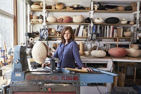 eleanor lakelin contemporary craft collectable art design wood crafts