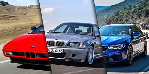Mmm M The Best Road Cars Ever Developed By Bmw M Feature