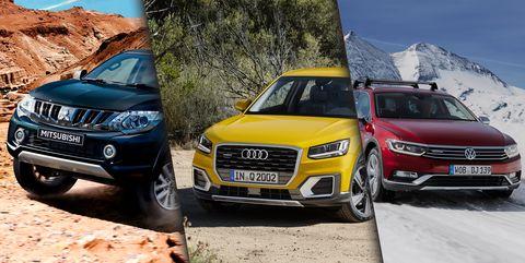Land vehicle, Vehicle, Car, Motor vehicle, Luxury vehicle, Automotive design, Audi, Sport utility vehicle, Mini SUV, Compact sport utility vehicle,
