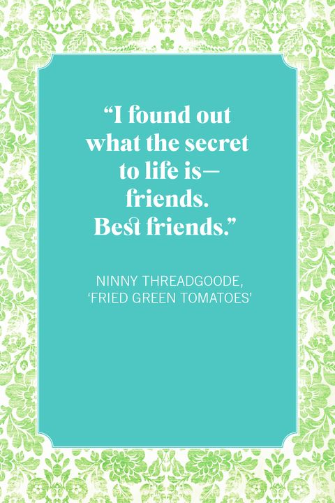friendship quotes ninny threadgoode fried green tomatoes