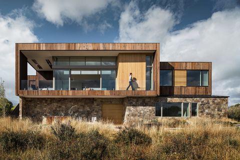 Teton Residence, Ro Rockett, Valle di Teton – Idaho, USA
