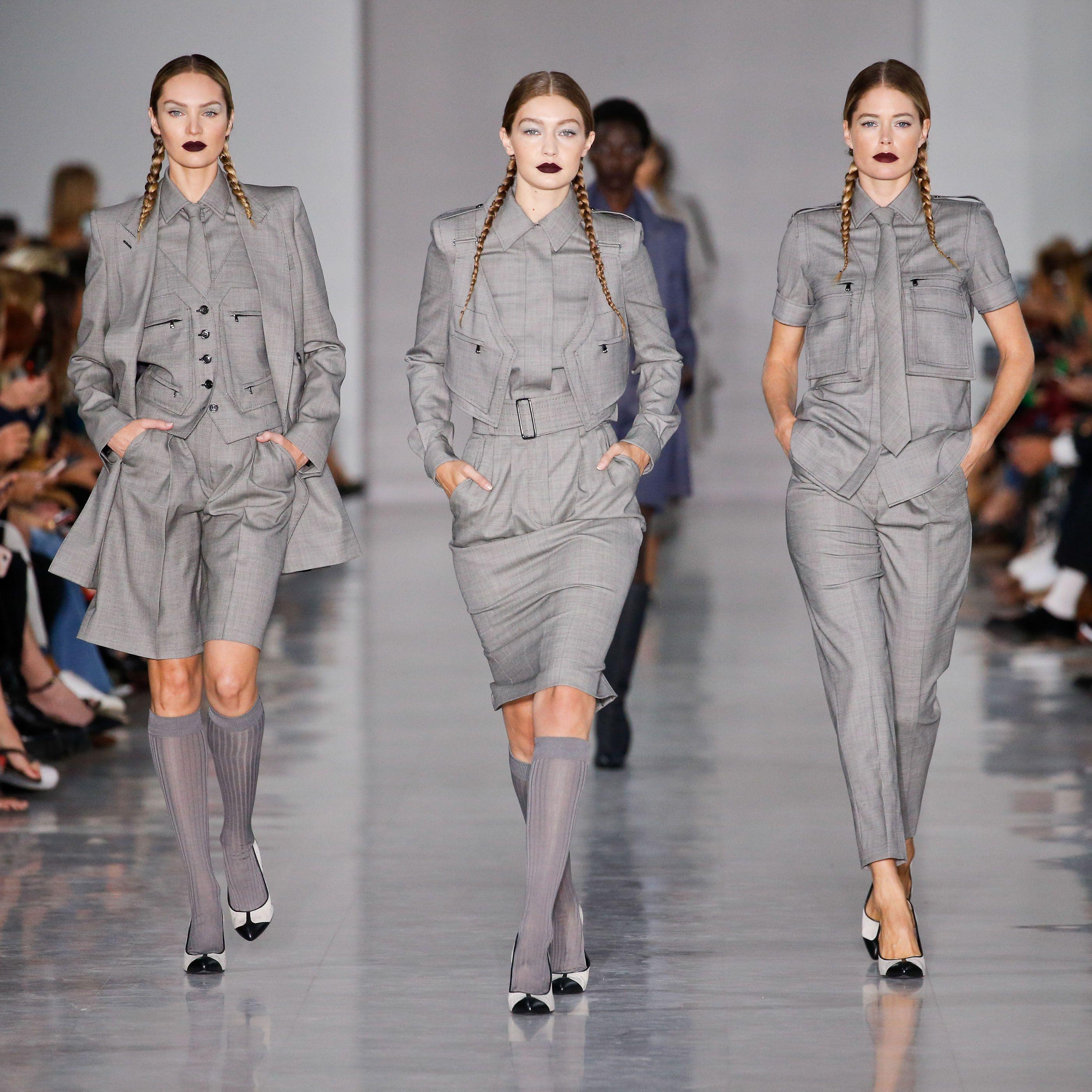 Milan Fashion Week Spring 2020 Milan Runway Fashion Spring
