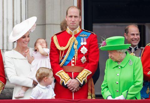 面白い♡英王室メンバーが使う家族の「ニックネーム」10