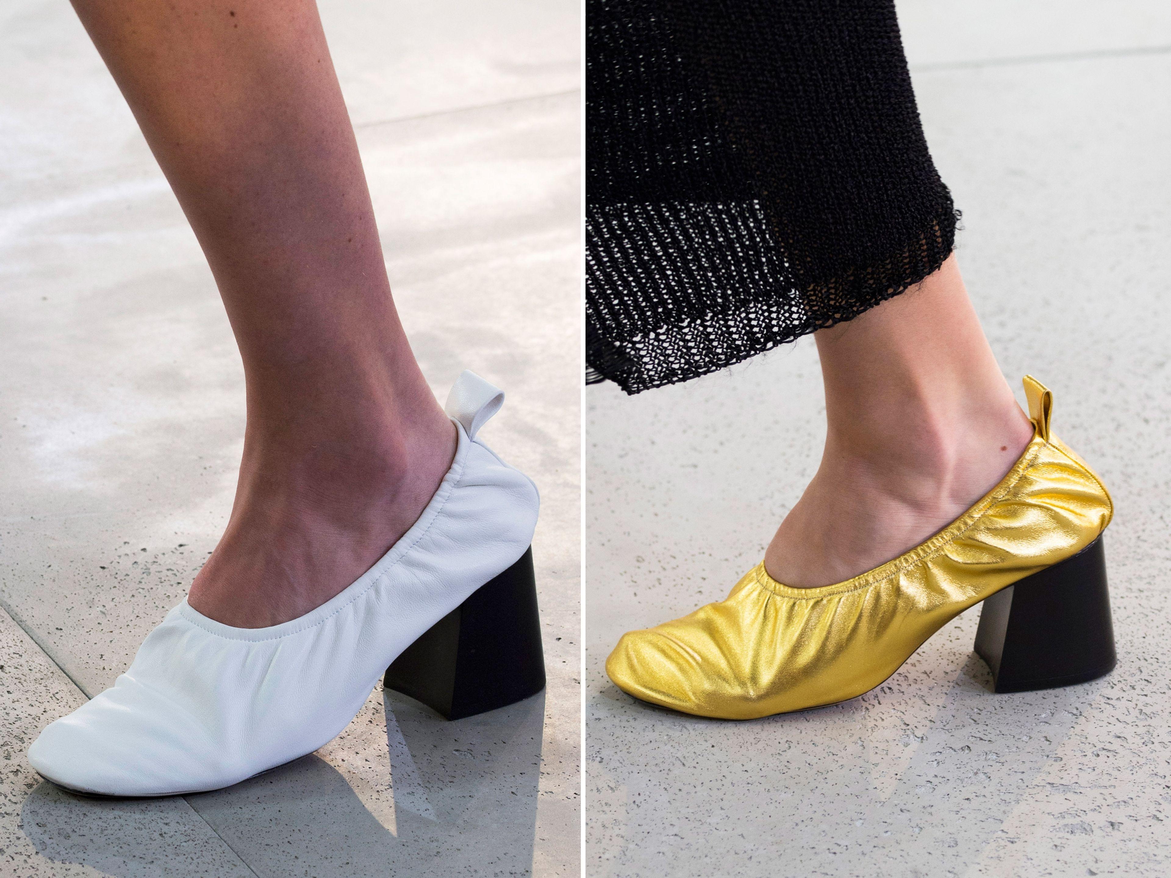 Celine glove shoe