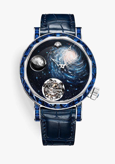 行家也在默默收藏!9款夢幻月相錶,一次收服星空迷、質感控