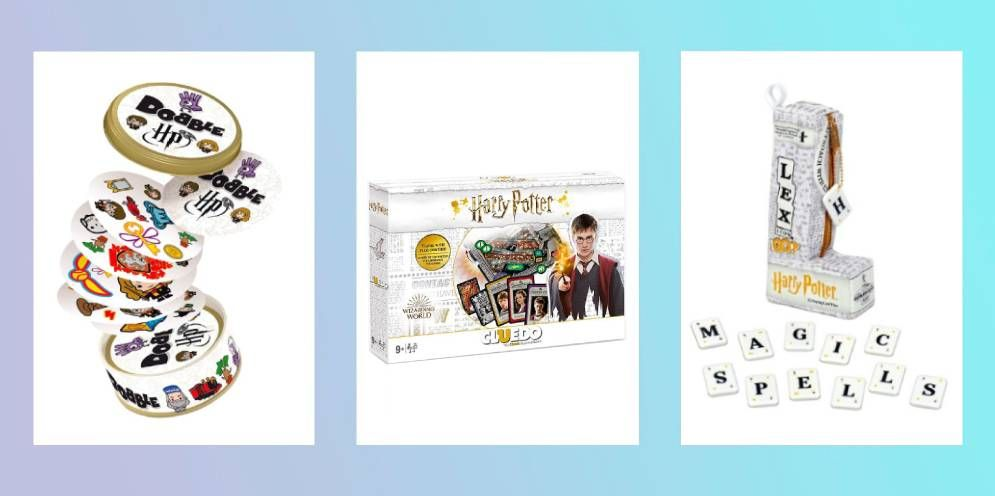 8 of the best Harry Potter board games