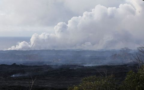 Kilauea Eruption 2018