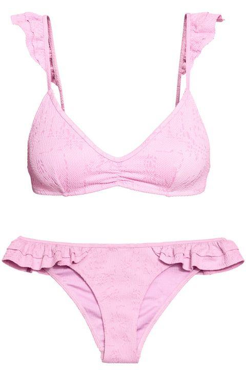 White, Pink, Undergarment, Magenta, Brassiere, Briefs, Swimwear, Lingerie, Undergarment, Swimsuit bottom,