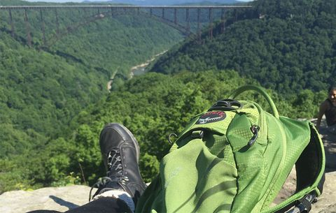 hiking transformed my life