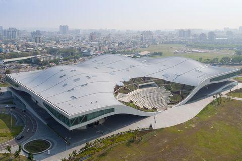 Así es el centro de artes escénicas más grande del mundo