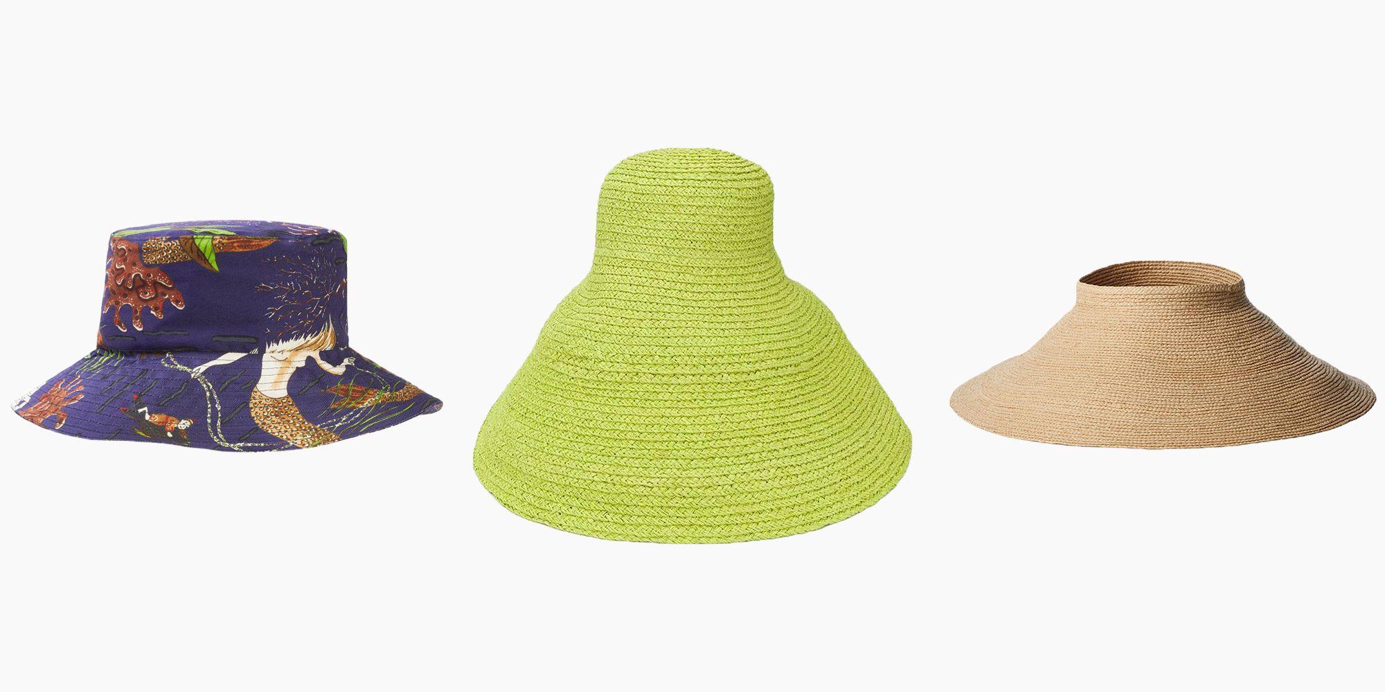 25 Summer Hats To Wear That Won't Wear You