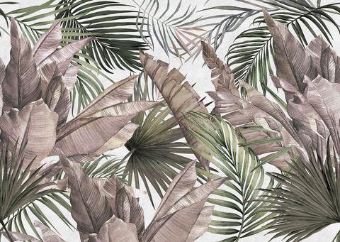 Inkostro Bianco Wallpaper Lost in the Jungle